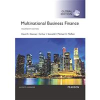 Multinational business finance, glo