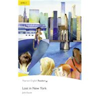 Level 2: Lost In New York Book and MP3 Pack