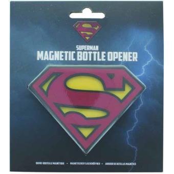 MAGNETIC-BOTTLE OPENER-SUPERMAN