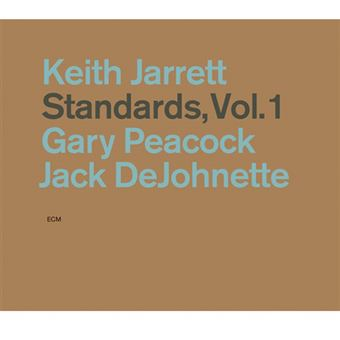 Standards Vol 1 - CD