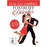 Foxtrott & Discofox For Beginners - 2CD + DVD