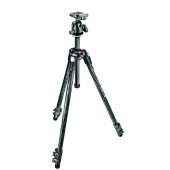 Manfrotto MK290XTC3-BH Digital/câmaras de filmar 3leg(s) Preto tripé