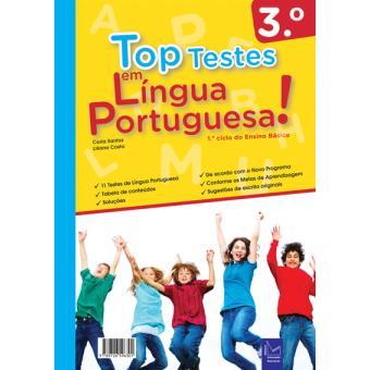 Top Testes em Língua Portuguesa - 3º Ano