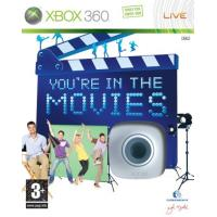 You're in the Movies + Camara Xbox 360