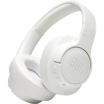 Auscultadores Bluetooth JBL Tune 750BTNC - Branco