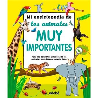 Mi enciclopedia de los animales muy