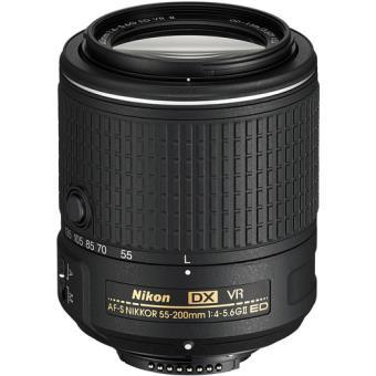 Nikon Objetiva AF-S DX NIKKOR 55-200mm f/4-5.6G ED VR II