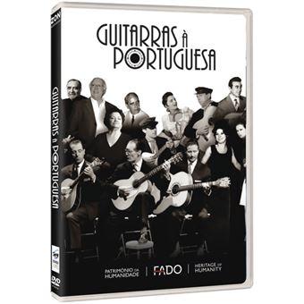 Guitarras à Portuguesa - DVD