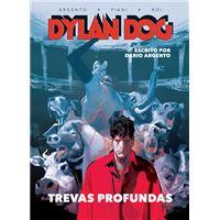 Dylan Dog - Livro 3: Trevas Profundas