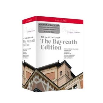 Wagner | The Bayreuth Edition Box Set (8BD)