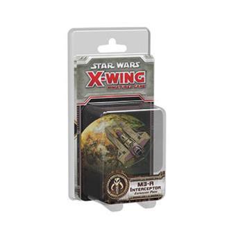 Star Wars: X-Wing - M3-A Interceptor