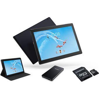 Tablet Lenovo Tab 4 TB-X304F 10.1'' 16GB Wi-Fi + Capa + Power Bank + Cartão Micro SD