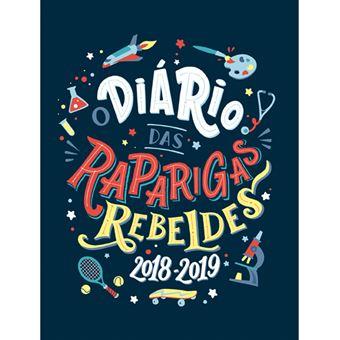 Diário das Raparigas Rebeldes 2018-2019