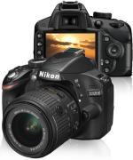 Nikon D3200 + AF-S DX 18-55mm f/3.5-5.6G VR II
