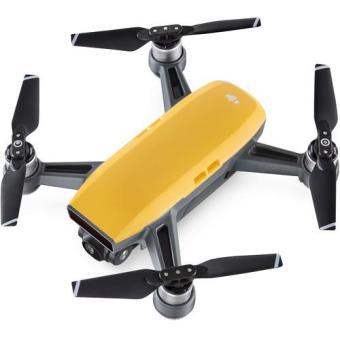 Drone DJI Spark Combo - Amarelo