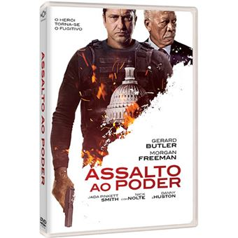 Assalto ao Poder - DVD