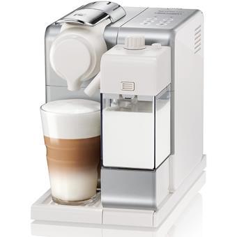 Máquina de Café Cápsulas DeLonghi Lattissima Touch - Prateado