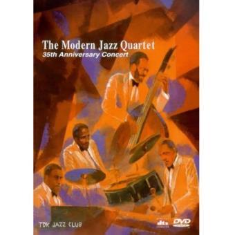 The Modern Jazz Quartet 35th Aniversary Concert - DVD