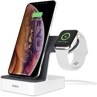 Base de Carregamento Belkin PowerHouse para Apple iPhone e