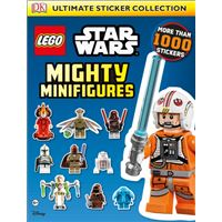 LEGO Star Wars: Mighty Minifigures Ultimate Sticker Collection