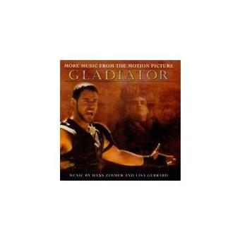 BSO Gladiator: More Music From The Motion Picture