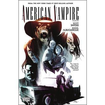 American Vampire - Book 6