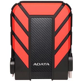Disco Externo ADATA HD710 Pro - 1TB - Vermelho