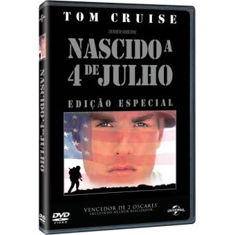 Nascido a 4 de Julho - DVD