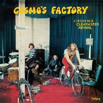 Cosmo's Factory - LP