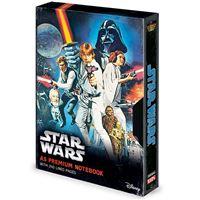 Caderno Pautado Erik Star Wars Premium  VHS A5