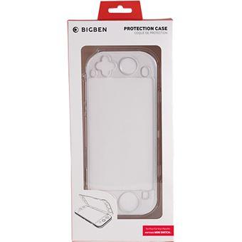 Caixa Protectora BigBen Policarbonato para Nintendo Switch Lite - Transparente