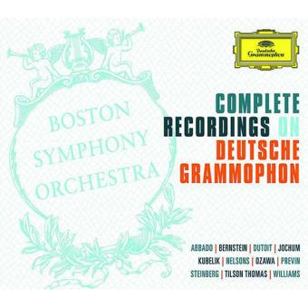 Boston Symphony Orchestra -Complt. (57CD)