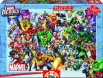 Puzzle Os Heróis da Marvel - 1000 Peças