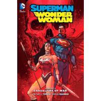 Superman Wonder Woman - Book 3: Casualties of War
