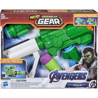 Nerf Avengers Assembler Gear Hulk - Hasbro
