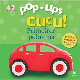 Pop-Ups Cucu! Primeiras Palavras
