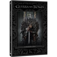 Guerra dos Tronos - 1ª Temporada - DVD - Game of Thrones Season 1
