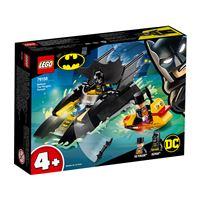 LEGO DC Batman 76158 Perseguição de Pinguim no Batbarco