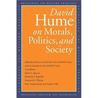 David hume on morals, politics, and
