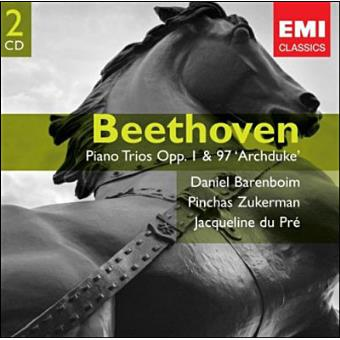 Piano Trios 1 & 97:archdu