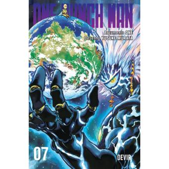 One-Punch Man - Livro 7
