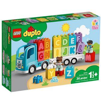 LEGO DUPLO Creative Play 10915 Camião do Alfabeto