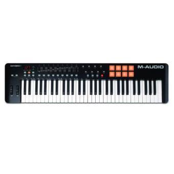 Controlador MIDI Oxygen 61 MKIV M-Audio