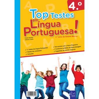 Top Testes em Língua Portuguesa - 4º Ano
