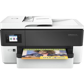 Impressora Multifunções HP OfficeJet Pro 7720 - Branco