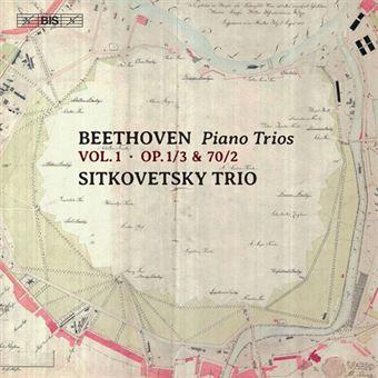Beethoven: Piano Trios Vol 1 - SACD