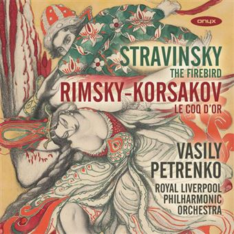 Stravinsky: The Firebird & Rimsky-Korsakov: Le Coq d'Or - CD