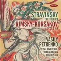 Stravinsky: The Firebird & Rimsky-Korsakov: Le Coq d'Or - CD
