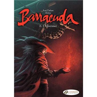 Barracuda - Volume 6 - Deliverance