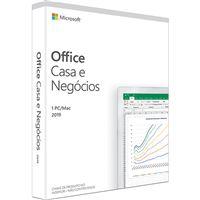 Microsoft Office 2019 Casa e Negócios - 1 Dispositivo